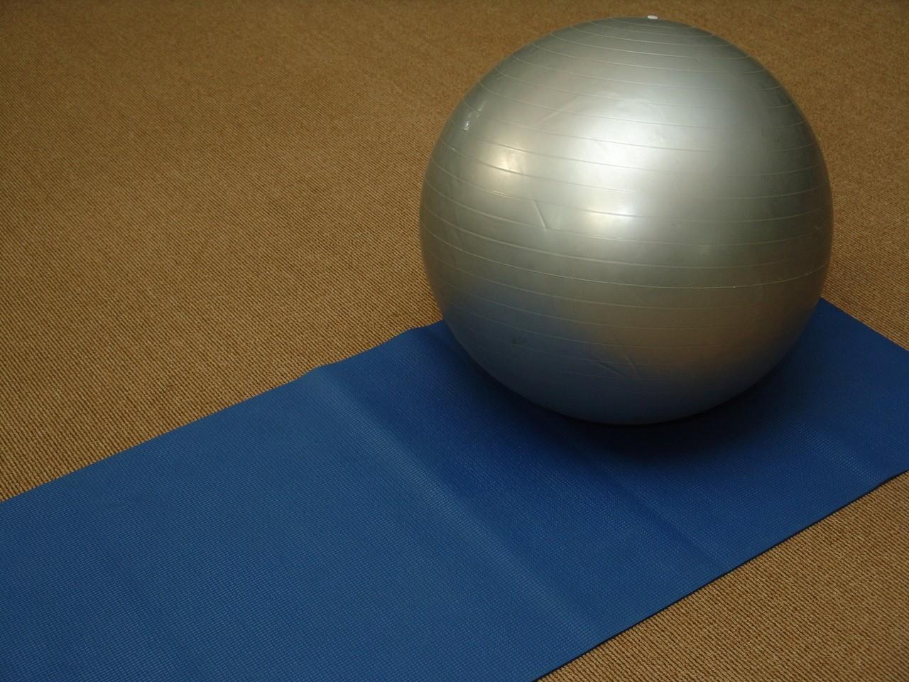 Mata do ćwiczeń może się przydać