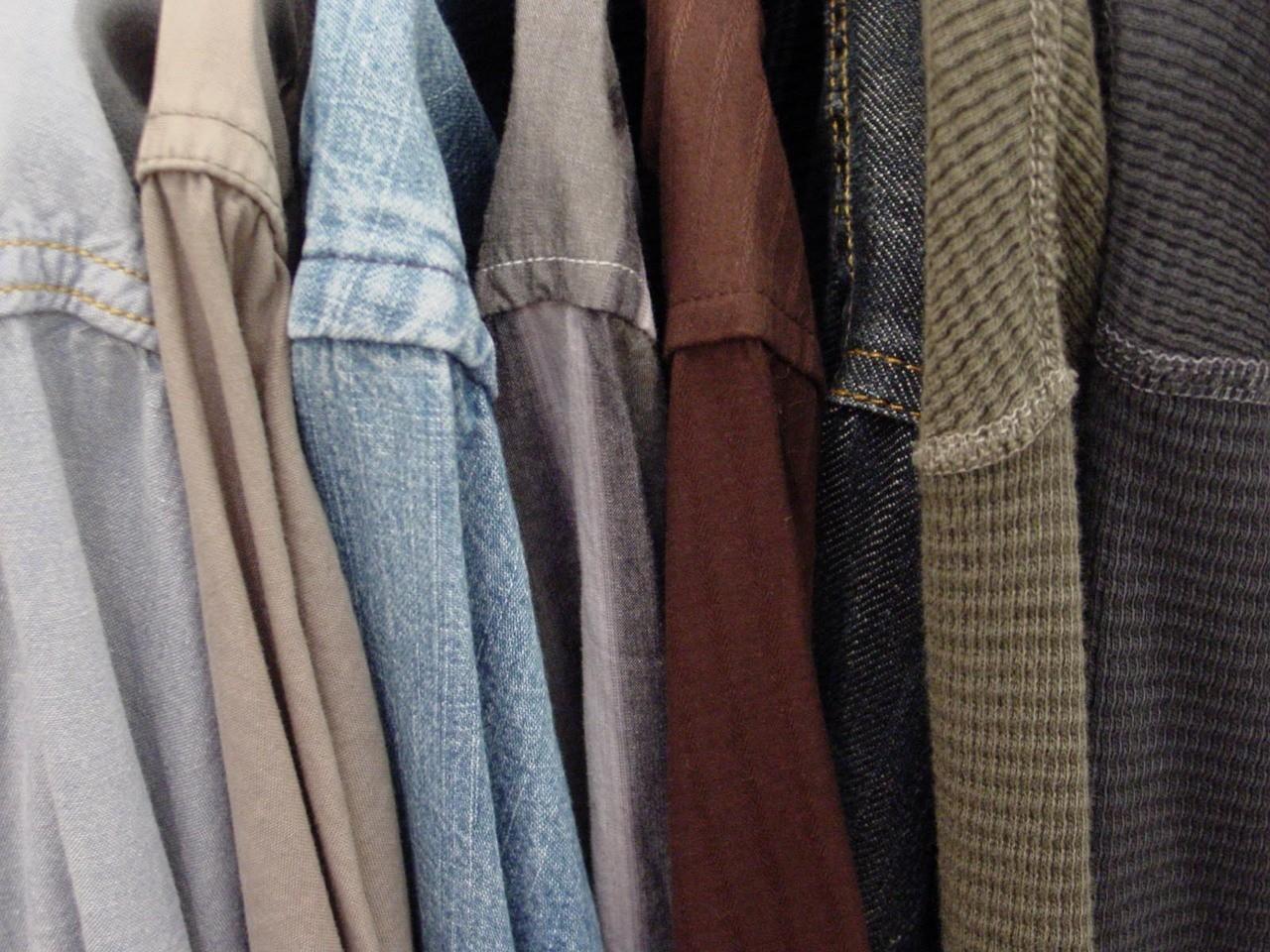 Ubranie częścią codzienności